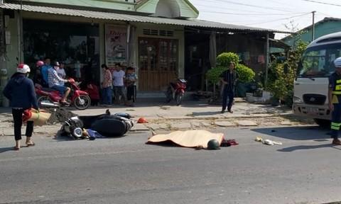 Truy tìm ô tô nghi cán người đàn ông tử vong trên đường dẫn cao tốc