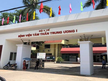 Bộ Y tế: Xử nghiêm vụ 'bay lắc' trong Bệnh viện Tâm thần Trung ương I