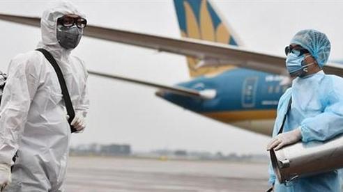 Đề xuất mở lại chuyến bay quốc tế theo 3 giai đoạn