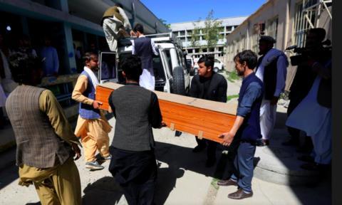 Ba nữ nhân viên chủng ngừa bại liệt bị bắn chết ở Afghanistan