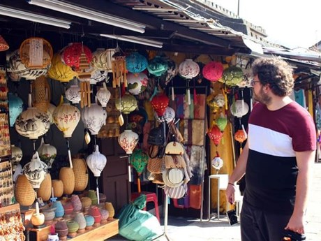 Du khách nước ngoài ở Hội An - những 'đại sứ du lịch' thiện chí