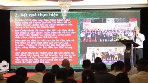 Thể thao TP HCM: Thành bại tại liên đoàn, hiệp hội
