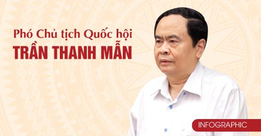 Ông Trần Thanh Mẫn: Vị Phó Chủ tịch Quốc hội từ miền Tây Tổ quốc