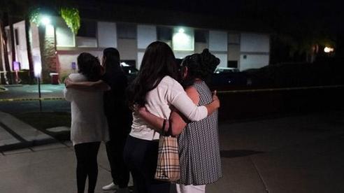 Xả súng rúng động California, 4 người chết