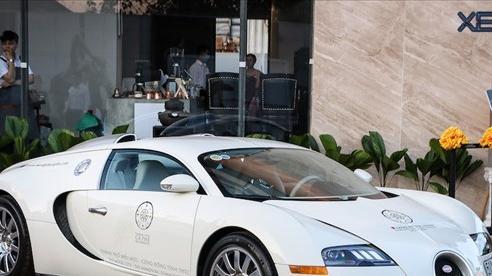 Khám phá từng ngóc ngách 'ông hoàng tốc độ' Bugatti Veyron 16.4 độc nhất Việt Nam