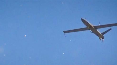 Đòn đánh của Houthi sau vụ F-15E bắn hạ UAV