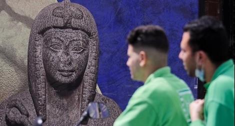 Ai Cập diễu hành chuyển 22 xác ướp cổ đại đến địa điểm mới