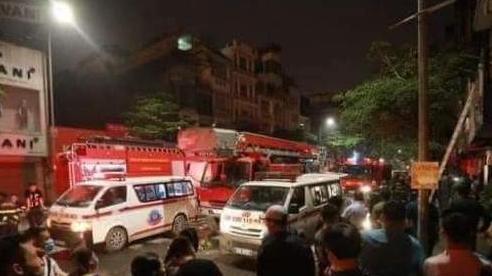 Chủ tịch Hà Nội chỉ đạo điều tra nguyên nhân vụ cháy 4 người chết