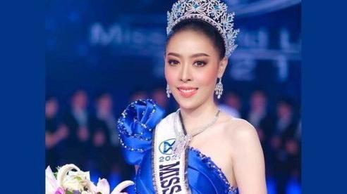 Hoa hậu Thế giới Lào 2021 từ bỏ vương miện sau bê bối gian lận tuổi
