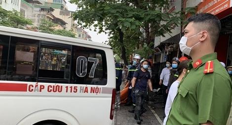 Khuyến cáo của Cảnh sát PCCC sau vụ hỏa hoạn 4 người thiệt mạng