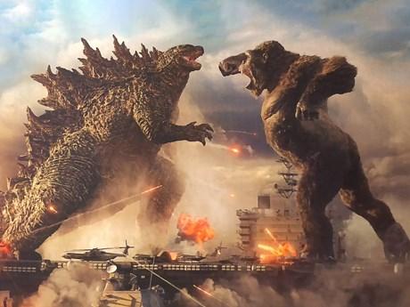 Bộ phim 'Godzilla vs. Kong' phá vỡ kỷ lục phòng vé thời COVID-19