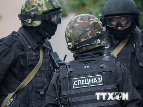 An ninh Nga chặn đứng âm mưu tấn công khủng bố tại Stavropol