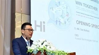 Huawei cam kết xây dựng hệ sinh thái đối tác mạnh mẽ tại Việt Nam