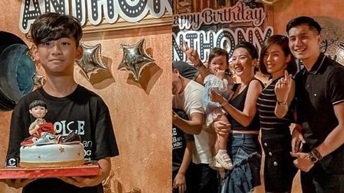 Lệ Quyên và tình trẻ tổ chức sinh nhật cho con trai, từng hành động nhỏ chứng minh mối quan hệ cực tốt