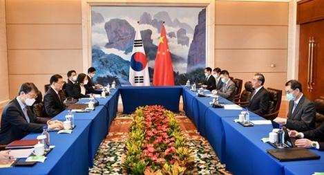 Hàn Quốc và Trung Quốc tìm kiếm giải pháp về vấn đề Triều Tiên