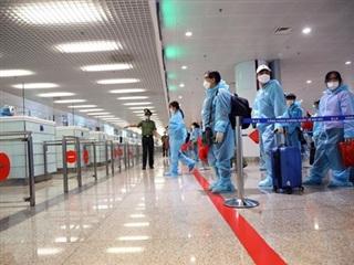 Kiến nghị cơ chế áp dụng 'hộ chiếu vaccine' với khách nhập cảnh