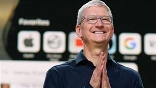 CEO Tim Cook có thể rời Apple trong 10 năm tới