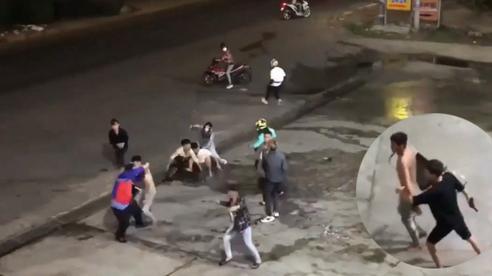 CLIP: Nhóm phượt thủ bị đánh dã man ở  Đồng Nai