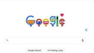 Google kêu gọi mọi người đeo khẩu trang để bảo vệ sức khỏe