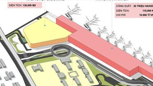 Tháo gỡ mặt bằng cho dự án nhà ga T3 sân bay Tân Sơn Nhất