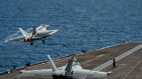 Trung Quốc đang 'thử' Mỹ ở biển Đông?