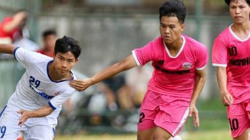 Vòng chung kết U19 Quốc gia 2021: Hà Nội, An Giang và Sài Gòn cùng vào tứ kết