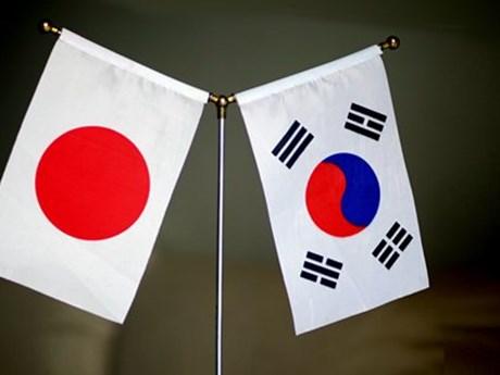 Mỹ cam kết hỗ trợ Hàn Quốc và Nhật Bản cải thiện quan hệ