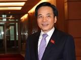 Đồng chí Trần Văn Sơn được Quốc hội phê chuẩn bổ nhiệm Bộ trưởng, Chủ nhiệm VPCP