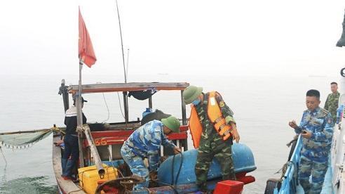 Nghệ An: Dùng kích điện đánh bắt hải sản, 3 tàu cá bị xử phạt