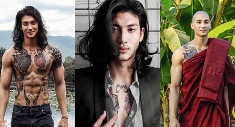 Nam người mẫu hàng đầu Myanmar bị bắt giữ vì ủng hộ biểu tình