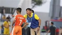 HLV Lê Huỳnh Đức: 'Đà Nẵng tự thua HAGL'