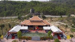 Khánh thành Đền thờ Liệt sỹ huyện Xuân Lộc, tỉnh Đồng Nai