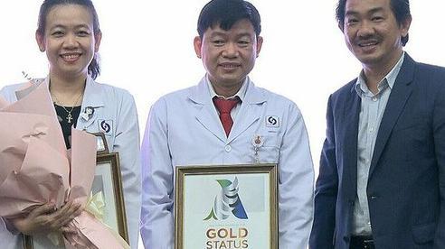 Bệnh Viện Nhân Dân Gia Định TP HCM đạt chứng nhận vàng trị đột quỵ