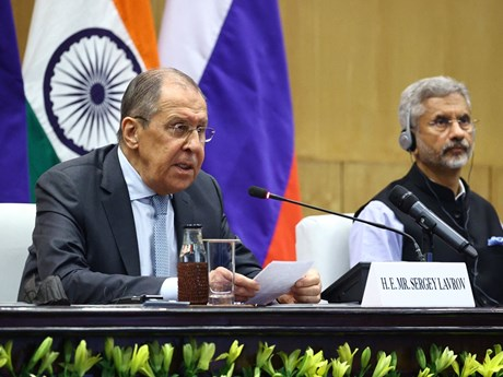 Ấn Độ tái khẳng định mối quan hệ chiến lược với Nga