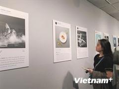 Ẩm thực Pháp hiện lên tinh tế qua ống kính nhiếp ảnh gia Việt Nam