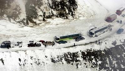 Những trận tuyết lở thảm khốc nhất trong lịch sử