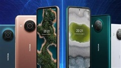 Nokia ra mắt bộ đôi smartphone X10 và X20