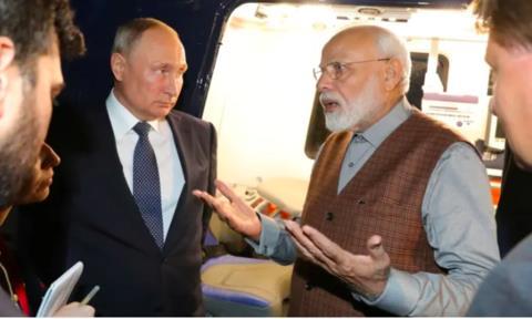 Ấn Độ 'nhảy vào' vùng Viễn Đông của Nga cạnh tranh với Trung Quốc