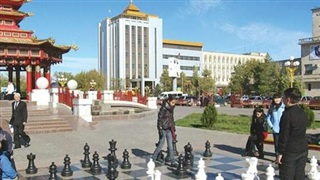 Kalmykia - một góc Trung Á ở châu Âu