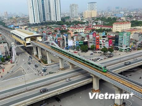 Đường sắt Cát Linh-Hà Đông sẽ chở khách miễn phí 15 ngày đầu khai thác