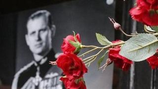 Người dân và Hoàng gia Anh bày tỏ tiếc thương Hoàng thân Philip