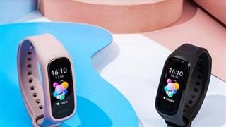 Vòng tay thông minh Oppo Band: Pin 12 ngày, đo nồng độ oxy trong máu, giá 799.000 đồng