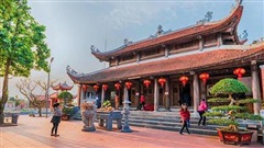 Quảng Ninh đón nhận Bằng xếp hạng Di tích quốc gia đền Xã Tắc