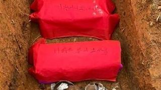 Lạng Sơn: 3 bộ hài cốt vô danh được phát hiện ở di tích Chùa Tiên