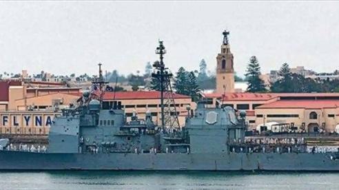 Đáp trả tuyên bố của Ấn Độ, Mỹ bình luận về việc đưa tàu khu trục đi qua phía Tây quần đảo Lakshadweep