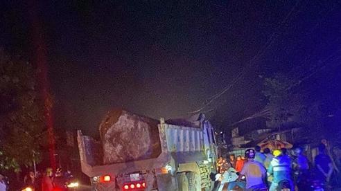 Tai nạn thương tâm xảy đến lúc giữa đêm ở Đồng Nai