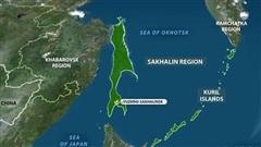 Lộ tính toán của Liên Xô về quần đảo Kuril cho Nhật