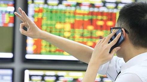 Cổ phiếu bất động sản bứt phá, VN-Index tăng gần 11 điểm