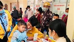 Khám sàng lọc, tư vấn miễn phí cho hơn 1000 trẻ khuyết tật tại Điện Biên