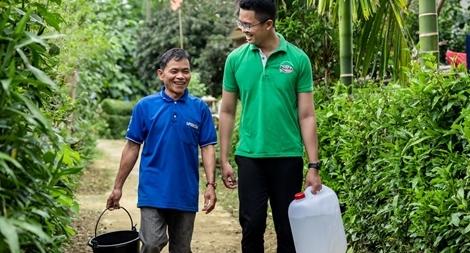 Hàng nghìn người dân miền Trung được hỗ trợ cấp nước sạch